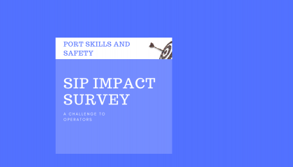 SiP Impact Survey - Your Opportunity to Improve Safety in Ports